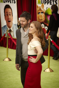 """The Muppets"" Premiere Amy Adams11-12-2011 / El Capitan Theater / Hollywood CA / Walt Disney Pictures / Photo by Kevin Kozicki - Image 24138_0217"