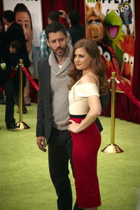 """""""The Muppets"""" Premiere Amy Adams11-12-2011 / El Capitan Theater / Hollywood CA / Walt Disney Pictures / Photo by Kevin Kozicki - Image 24138_0218"""
