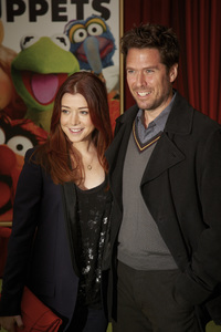 """The Muppets"" Premiere Alyson Hannigan, Alexis Denisof11-12-2011 / El Capitan Theater / Hollywood CA / Walt Disney Pictures / Photo by Kevin Kozicki - Image 24138_0265"