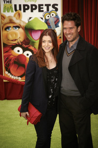 """The Muppets"" Premiere Alyson Hannigan, Alexis Denisof11-12-2011 / El Capitan Theater / Hollywood CA / Walt Disney Pictures / Photo by Kevin Kozicki - Image 24138_0266"