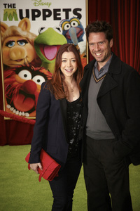 """The Muppets"" Premiere Alyson Hannigan, Alexis Denisof11-12-2011 / El Capitan Theater / Hollywood CA / Walt Disney Pictures / Photo by Kevin Kozicki - Image 24138_0267"