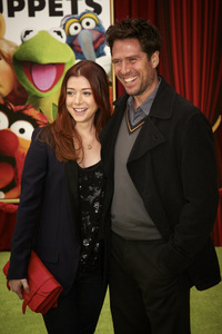 """The Muppets"" Premiere Alyson Hannigan, Alexis Denisof11-12-2011 / El Capitan Theater / Hollywood CA / Walt Disney Pictures / Photo by Kevin Kozicki - Image 24138_0269"