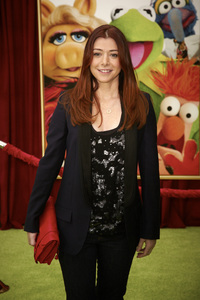 """""""The Muppets"""" Premiere Alyson Hannigan11-12-2011 / El Capitan Theater / Hollywood CA / Walt Disney Pictures / Photo by Kevin Kozicki - Image 24138_0271"""