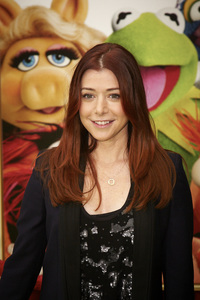 """The Muppets"" Premiere Alyson Hannigan11-12-2011 / El Capitan Theater / Hollywood CA / Walt Disney Pictures / Photo by Kevin Kozicki - Image 24138_0274"