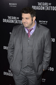 """""""The Girl with the Dragon Tattoo"""" Premiere Adam Richman12-14-2011 / Ziegfeld Theater / New York NY / Sony Pictures / Photo by Eric Reichbaum - Image 24142_0073"""