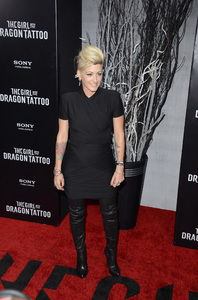 """The Girl with the Dragon Tattoo"" Premiere Trish Summerville12-14-2011 / Ziegfeld Theater / New York NY / Sony Pictures / Photo by Eric Reichbaum - Image 24142_0083"