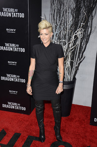 """The Girl with the Dragon Tattoo"" Premiere Trish Summerville12-14-2011 / Ziegfeld Theater / New York NY / Sony Pictures / Photo by Eric Reichbaum - Image 24142_0085"