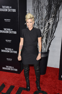 """""""The Girl with the Dragon Tattoo"""" Premiere Trish Summerville12-14-2011 / Ziegfeld Theater / New York NY / Sony Pictures / Photo by Eric Reichbaum - Image 24142_0086"""