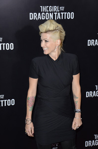"""""""The Girl with the Dragon Tattoo"""" Premiere Trish Summerville12-14-2011 / Ziegfeld Theater / New York NY / Sony Pictures / Photo by Eric Reichbaum - Image 24142_0088"""