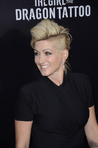 """""""The Girl with the Dragon Tattoo"""" Premiere Trish Summerville12-14-2011 / Ziegfeld Theater / New York NY / Sony Pictures / Photo by Eric Reichbaum - Image 24142_0091"""