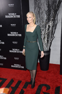 """""""The Girl with the Dragon Tattoo"""" Premiere Joely Richardson12-14-2011 / Ziegfeld Theater / New York NY / Sony Pictures / Photo by Eric Reichbaum - Image 24142_0095"""