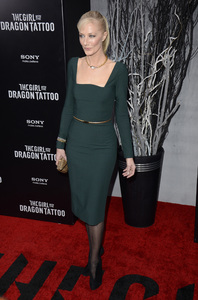 """""""The Girl with the Dragon Tattoo"""" Premiere Joely Richardson12-14-2011 / Ziegfeld Theater / New York NY / Sony Pictures / Photo by Eric Reichbaum - Image 24142_0098"""