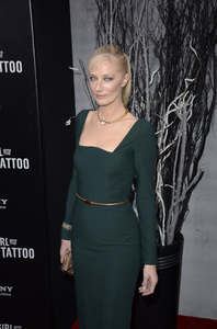 """""""The Girl with the Dragon Tattoo"""" Premiere Joely Richardson12-14-2011 / Ziegfeld Theater / New York NY / Sony Pictures / Photo by Eric Reichbaum - Image 24142_0100"""
