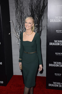 """""""The Girl with the Dragon Tattoo"""" Premiere Joely Richardson12-14-2011 / Ziegfeld Theater / New York NY / Sony Pictures / Photo by Eric Reichbaum - Image 24142_0101"""