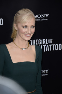 """The Girl with the Dragon Tattoo"" Premiere Joely Richardson12-14-2011 / Ziegfeld Theater / New York NY / Sony Pictures / Photo by Eric Reichbaum - Image 24142_0105"