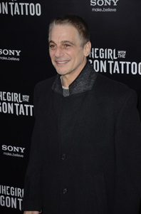 """The Girl with the Dragon Tattoo"" Premiere \Tony Danza12-14-2011 / Ziegfeld Theater / New York NY / Sony Pictures / Photo by Eric Reichbaum - Image 24142_0116"