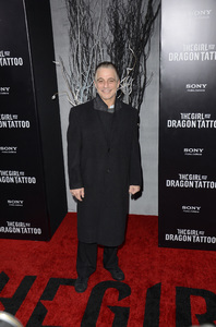 """""""The Girl with the Dragon Tattoo"""" Premiere \Tony Danza12-14-2011 / Ziegfeld Theater / New York NY / Sony Pictures / Photo by Eric Reichbaum - Image 24142_0117"""