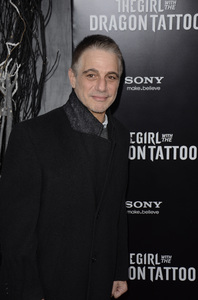 """""""The Girl with the Dragon Tattoo"""" Premiere \Tony Danza12-14-2011 / Ziegfeld Theater / New York NY / Sony Pictures / Photo by Eric Reichbaum - Image 24142_0120"""