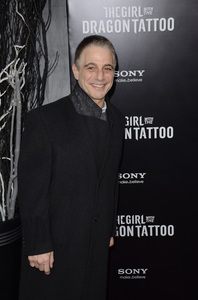 """""""The Girl with the Dragon Tattoo"""" Premiere \Tony Danza12-14-2011 / Ziegfeld Theater / New York NY / Sony Pictures / Photo by Eric Reichbaum - Image 24142_0121"""