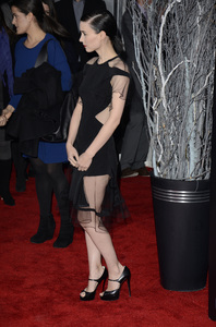 """""""The Girl with the Dragon Tattoo"""" Premiere Rooney Mara12-14-2011 / Ziegfeld Theater / New York NY / Sony Pictures / Photo by Eric Reichbaum - Image 24142_0150"""