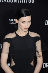 """""""The Girl with the Dragon Tattoo"""" Premiere Rooney Mara12-14-2011 / Ziegfeld Theater / New York NY / Sony Pictures / Photo by Eric Reichbaum - Image 24142_0171"""