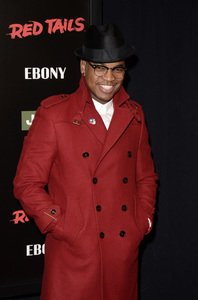 """Red Tails"" Premiere Ne-Yo 1-10-2012 / Ziegfeld Theater / New York NY / Twentieth Century Fox / Photo by Eric Reichbaum - Image 24144_0051"