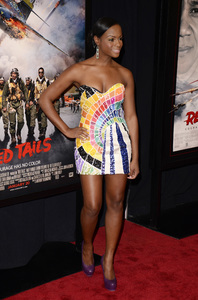 """Red Tails"" Premiere Tika Sumpter 1-10-2012 / Ziegfeld Theater / New York NY / Twentieth Century Fox / Photo by Eric Reichbaum - Image 24144_0097"