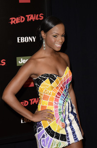 """Red Tails"" Premiere Tika Sumpter 1-10-2012 / Ziegfeld Theater / New York NY / Twentieth Century Fox / Photo by Eric Reichbaum - Image 24144_0098"