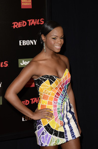 """Red Tails"" Premiere Tika Sumpter 1-10-2012 / Ziegfeld Theater / New York NY / Twentieth Century Fox / Photo by Eric Reichbaum - Image 24144_0099"