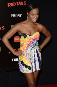 """Red Tails"" Premiere Tika Sumpter 1-10-2012 / Ziegfeld Theater / New York NY / Twentieth Century Fox / Photo by Eric Reichbaum - Image 24144_0102"