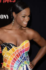 """Red Tails"" Premiere Tika Sumpter 1-10-2012 / Ziegfeld Theater / New York NY / Twentieth Century Fox / Photo by Eric Reichbaum - Image 24144_0103"