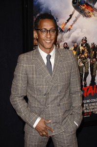 """Red Tails"" Premiere Andre Royo1-10-2012 / Ziegfeld Theater / New York NY / Twentieth Century Fox / Photo by Eric Reichbaum - Image 24144_0127"
