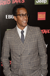 """Red Tails"" Premiere Andre Royo1-10-2012 / Ziegfeld Theater / New York NY / Twentieth Century Fox / Photo by Eric Reichbaum - Image 24144_0128"