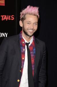 """Red Tails"" Premiere Christopher Benz 1-10-2012 / Ziegfeld Theater / New York NY / Twentieth Century Fox / Photo by Eric Reichbaum - Image 24144_0180"