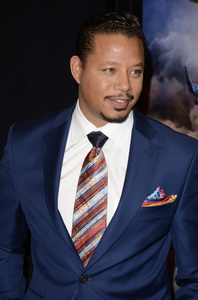 """Red Tails"" Premiere Terrence Howard 1-10-2012 / Ziegfeld Theater / New York NY / Twentieth Century Fox / Photo by Eric Reichbaum - Image 24144_0191"
