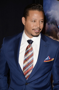 """Red Tails"" Premiere Terrence Howard 1-10-2012 / Ziegfeld Theater / New York NY / Twentieth Century Fox / Photo by Eric Reichbaum - Image 24144_0192"