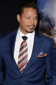 """Red Tails"" Premiere Terrence Howard 1-10-2012 / Ziegfeld Theater / New York NY / Twentieth Century Fox / Photo by Eric Reichbaum - Image 24144_0193"