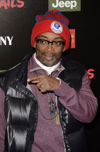 """Red Tails"" Premiere Spike Lee1-10-2012 / Ziegfeld Theater / New York NY / Twentieth Century Fox / Photo by Eric Reichbaum - Image 24144_0215"