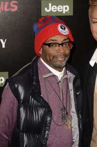 """Red Tails"" Premiere Spike Lee 1-10-2012 / Ziegfeld Theater / New York NY / Twentieth Century Fox / Photo by Eric Reichbaum - Image 24144_0219"