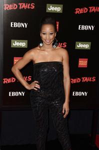 """Red Tails"" Premiere Monique Coleman1-10-2012 / Ziegfeld Theater / New York NY / Twentieth Century Fox / Photo by Eric Reichbaum - Image 24144_0254"