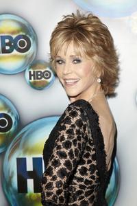 """HBO Post Golden Globe Party"" Jane Fonda1-15-2012 / Circa 55 / Los Angeles CA / Photo by Kevin Kozicki - Image 24146_0047"