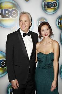 """HBO Post Golden Globe Party"" Tim Robbins, Eva Amurri Martino1-15-2012 / Circa 55 / Los Angeles CA / Photo by Kevin Kozicki - Image 24146_0060"