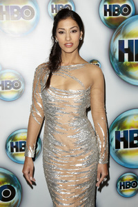 """HBO Post Golden Globe Party"" Janina Gavankar1-15-2012 / Circa 55 / Los Angeles CA / Photo by Kevin Kozicki - Image 24146_0082"