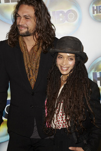 """HBO Post Golden Globe Party"" Jason Momoa, Lisa Bonet1-15-2012 / Circa 55 / Los Angeles CA / Photo by Kevin Kozicki - Image 24146_0098"