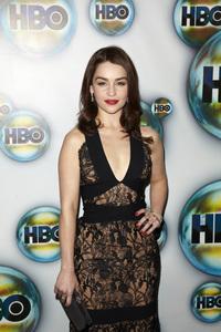 """HBO Post Golden Globe Party"" Emilia Clarke1-15-2012 / Circa 55 / Los Angeles CA / Photo by Kevin Kozicki - Image 24146_0120"