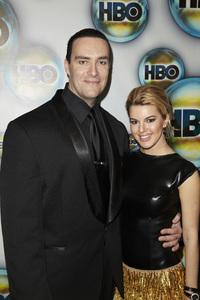 """HBO Post Golden Globe Party"" Alexander Nevsky, Oxana Sidorenko1-15-2012 / Circa 55 / Los Angeles CA / Photo by Kevin Kozicki - Image 24146_0230"