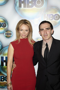 """""""HBO Post Golden Globe Party"""" Lauren Bowles, Patrick Fischler1-15-2012 / Circa 55 / Los Angeles CA / Photo by Kevin Kozicki - Image 24146_0257"""