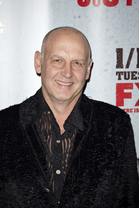 """""""Justified"""" Premiere Nick Searcy1-10-2012 / Director"""