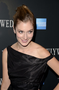 """Newlyweds"" Premiere Caitlin Fitzgerald1-11-2012 / Crosby Street Hotel / New York NY / Tribeca Film / Photo by Eric Reichbaum - Image 24148_0010"
