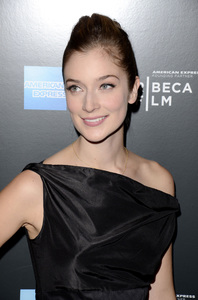 """Newlyweds"" Premiere Caitlin Fitzgerald1-11-2012 / Crosby Street Hotel / New York NY / Tribeca Film / Photo by Eric Reichbaum - Image 24148_0028"